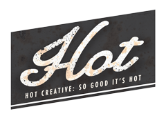 Hot Creative Logo